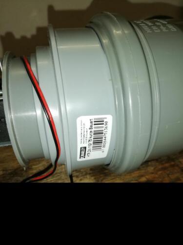 Anschluss Ventilator